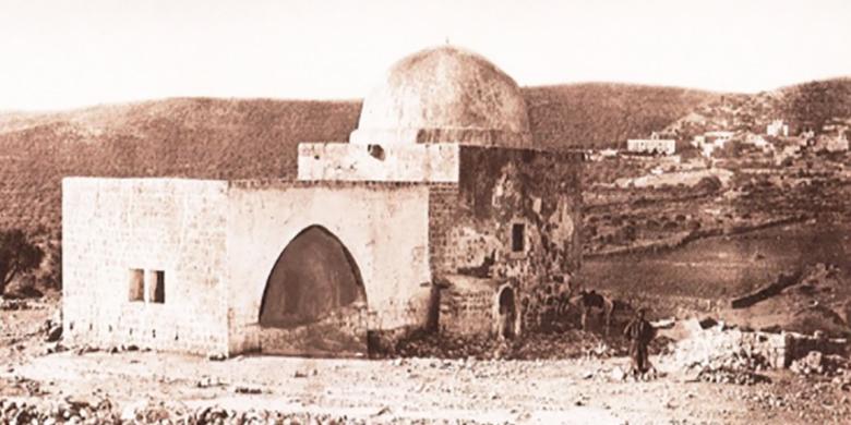 קבר רחל אימנו ליד אפרתה סמוך לבית לחם